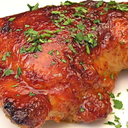 Oven-Baked BBQ Chicken