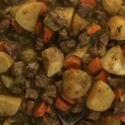 Oven Beef Casserole