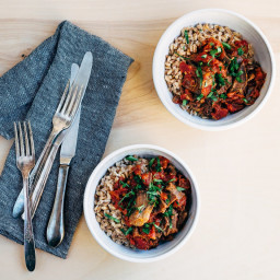 Oven-Braised Beef Brisket in Tomatoes