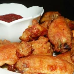 Oven Crisp Chicken Wings