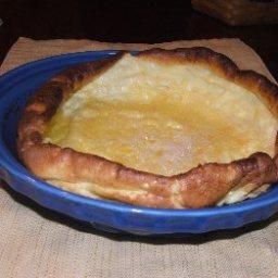 Oven Pancake