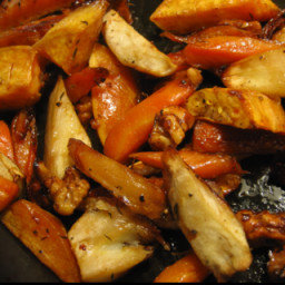 Oven roasted vegetable