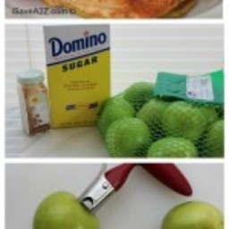 Oven Baked Cinnamon Apple Chips Recipe