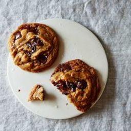 Ovenlys Secretly Vegan Salted Chocolate Chip Cookies