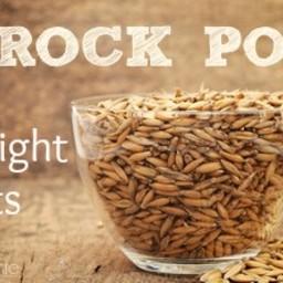 Overnight Crock Pot Oat Groats