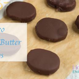 Paleo Almond Butter Eggs