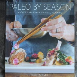 Paleo By Season Cookbook Review: Ground Elk Patties with Spinach and Sweet