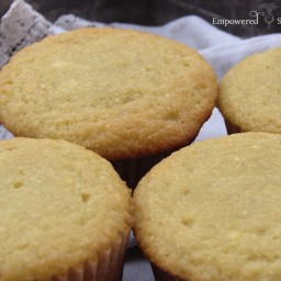Paleo Coconut Flour Cupcakes
