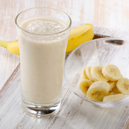 Paleo Friendly Banana Shake