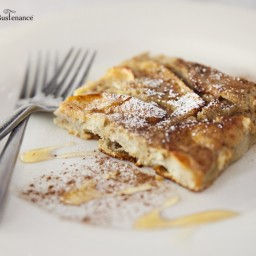 Paleo Oven Pancake {with Coconut Flour}
