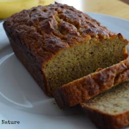 Paleo Banana Bread (Grain Free, Dairy Free, Nut Free)