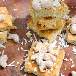 Paleo Coconut Treats