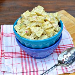 Paleo Potato Salad