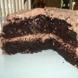 Pammys Mayonnaise Chocolate Cake
