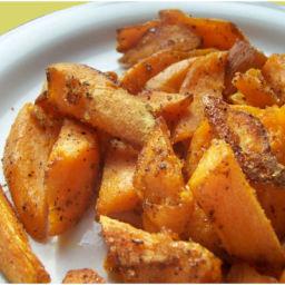 Pan-fried Sweet Potatoes Recipe