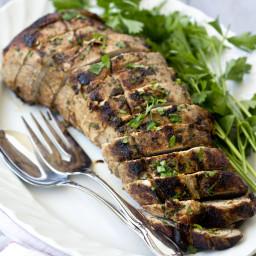 Pan Roasted Pork Loin
