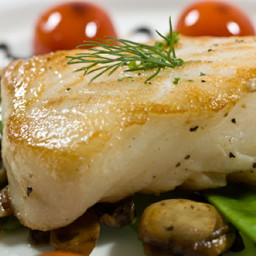 Pan Roasted Sea Bass Recipe