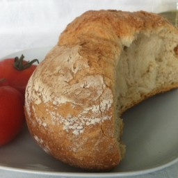 Pan sin gluten para principiantes. Siempre sale.