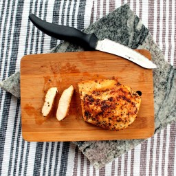 Pantry Lemon Pepper and Herb Chicken Marinade