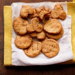 papdi recipe - makes one medium jar