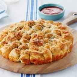 Parmesan-Garlic Monkey Bread