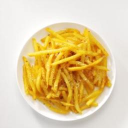 Parmesan  and  Garlic Fries Recipe