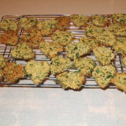Parsley Dog Biscuits