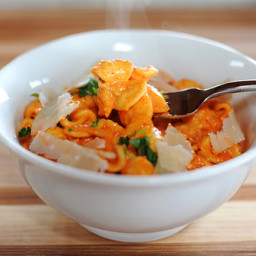 ... Course Side Dish Side Dish - Other Pasta with Roasted Red Pepper Sauce