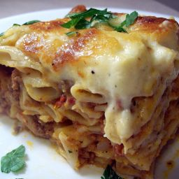 Pastitsio - Greek Lasagna