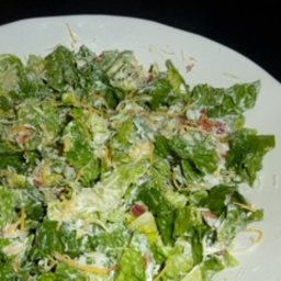 Patti's Cheesy Ranch Salad