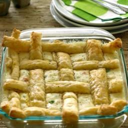 Paula Deen's Chicken Pot Pie