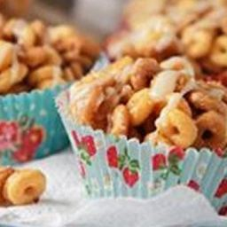 Peanut Butter Cereal Cups