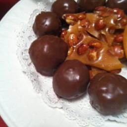 Peanut Butter Crispy Balls