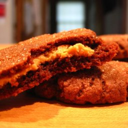 Peanut Butter Magic Middle Cookies