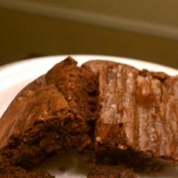 Peanut Butter-nutella Brownies