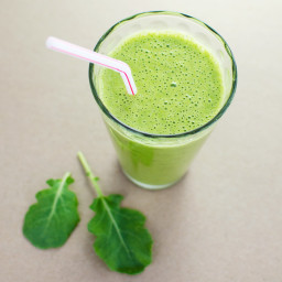 Peanut Butter Kale Smoothie