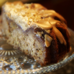 Pear Cake from Scratch