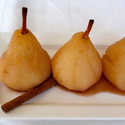 Pears in Syrup