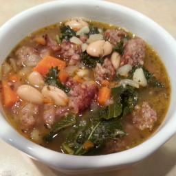 Peasant Bean Stew
