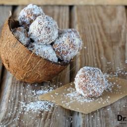 Pecan Coconut Balls Recipe