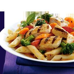 Penne Pasta with Roasted Vegetables