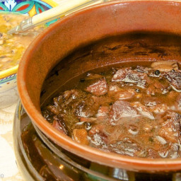 Peposo (Peppery Tuscan Beef Stew)