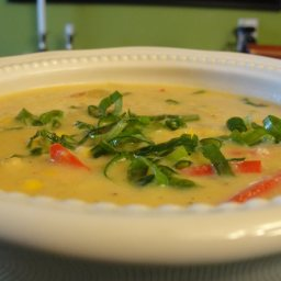 Pepper-corn Chowder (1.25)