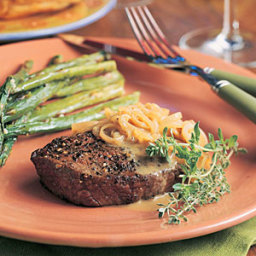 Peppered Beef Tenderloin