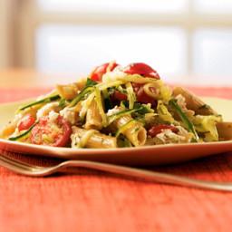 Peppery Zucchini Pasta