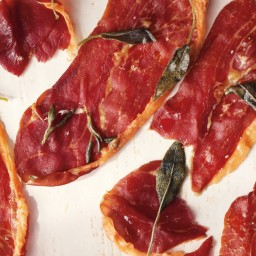 Perfect Bite: Prosciutto Crisps
