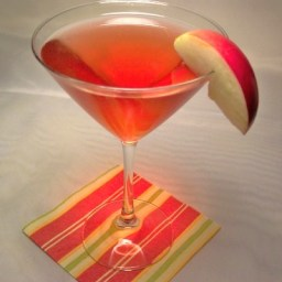 Perfect Red Apple Martini