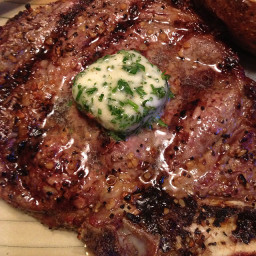 Perfect Rib Eye Steak