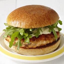 Perfect Salmon Burgers