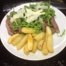 Perfect Steak (Heston)